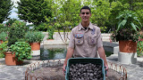 7-15-15 Bennett David 50 lbs Seed Bombs for FSI Pollinator Meadow