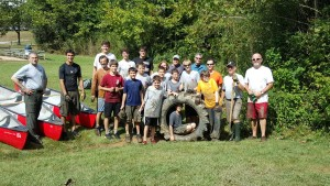 T91 Tire Cleanup 9-12-15